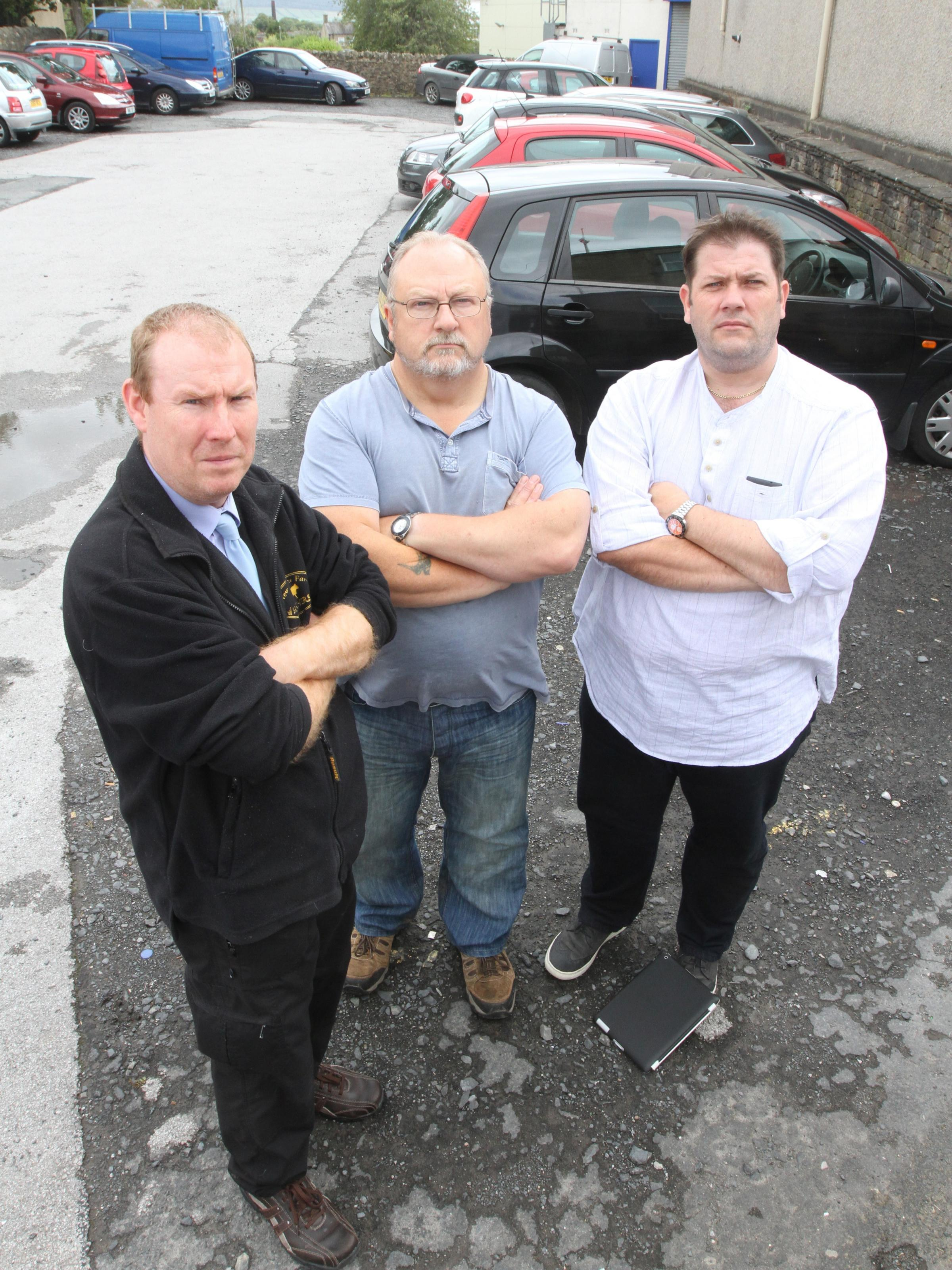 Cross Hills traders hit out at proposed car park charges