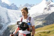 Jane Carpenter competes in the gruelling Ultra Trail Tour Du Mont Blanc