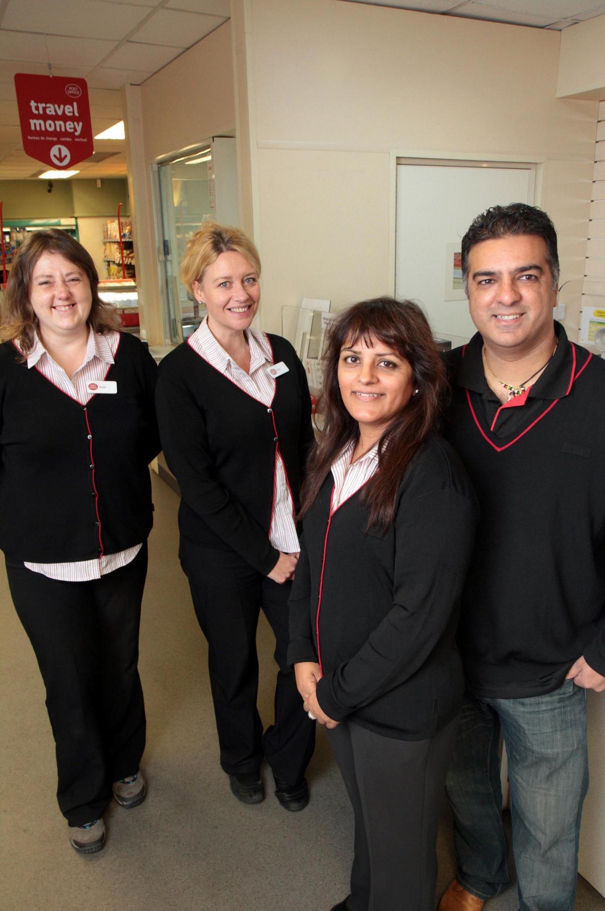 Cross Hills Post Office A Huge Success In New Spar Store Craven