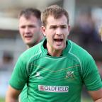 Craven Herald: Wharfedale's Richard Rhodes scored two tries