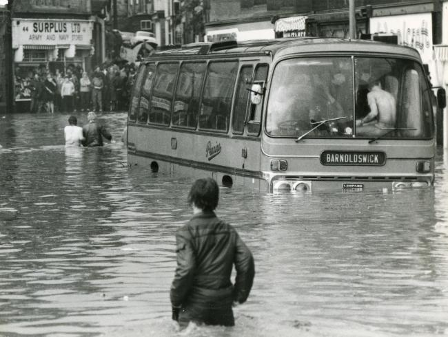The Skipton floods of 1979