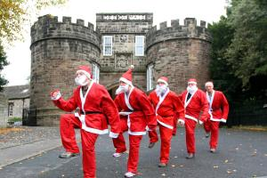 Countdown is on to this year's Santa Run