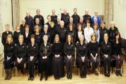 Cononley Singers who are due to give their Christmas concerts this weekend (14596976)