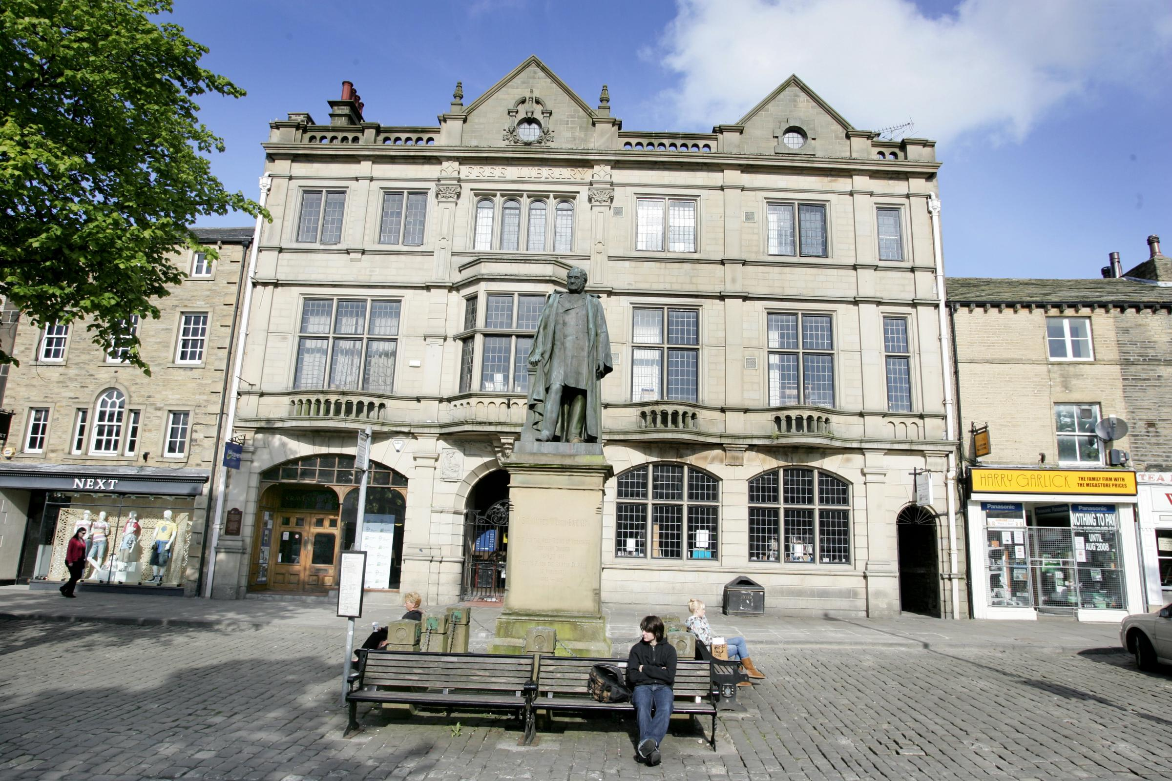 Skipton Library is recruiting more volunteers