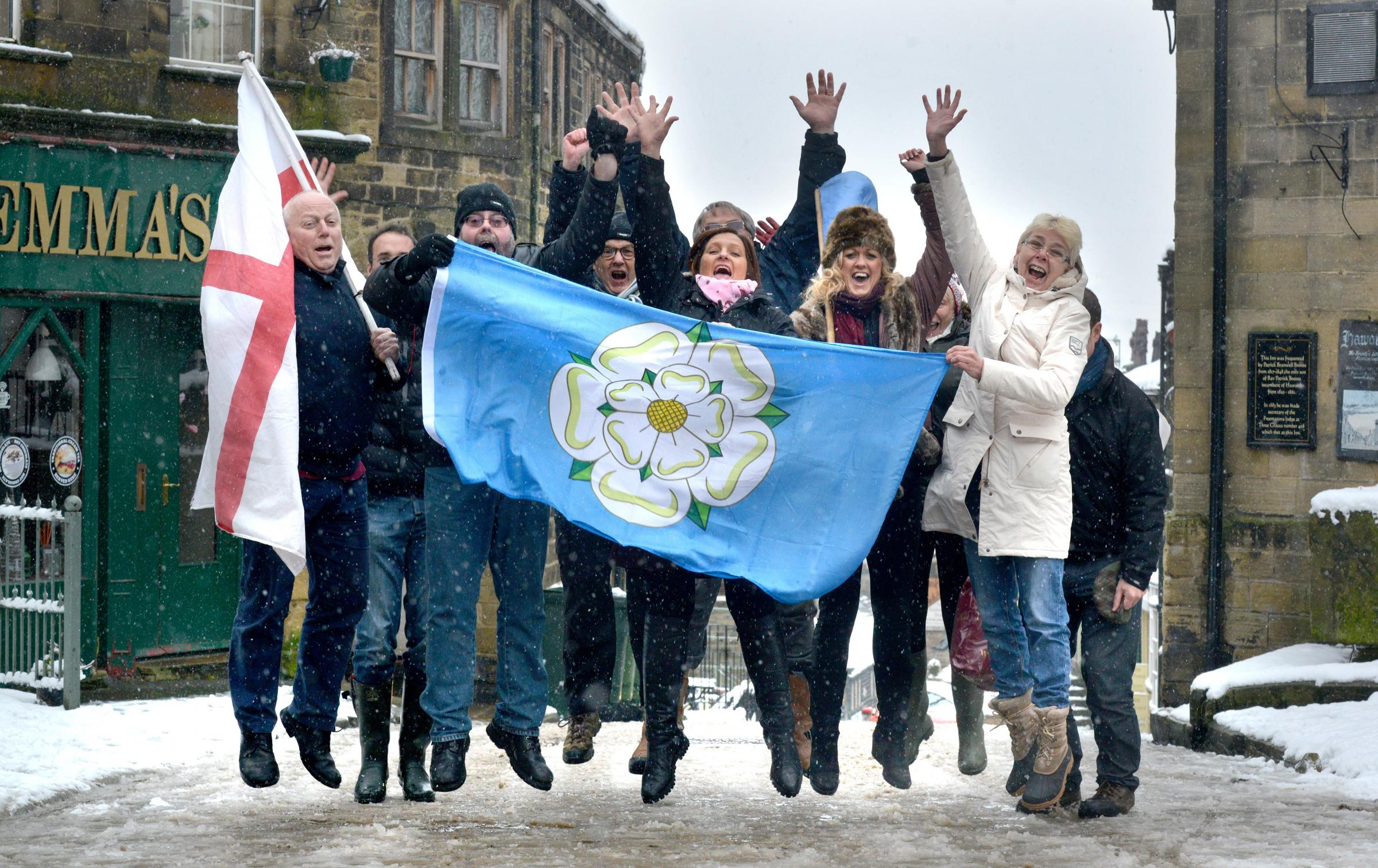 Haworth locals are delighted at the announcement that Haworth is to be on the route of the Tour de Yorkshire for 2015