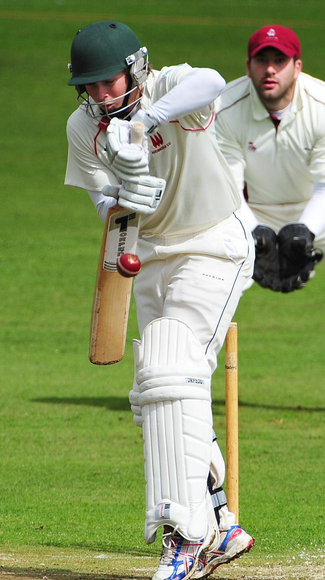 Ricky Palacio hit 80 as Addingham thrashed promotion rivals Hall Park