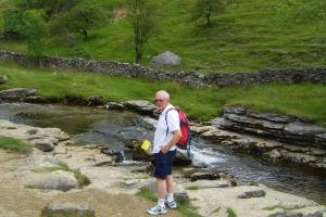 Walking stalwart shares knowledge of the Dales