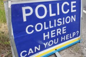 Biker remains in a critical condition after Earby crash