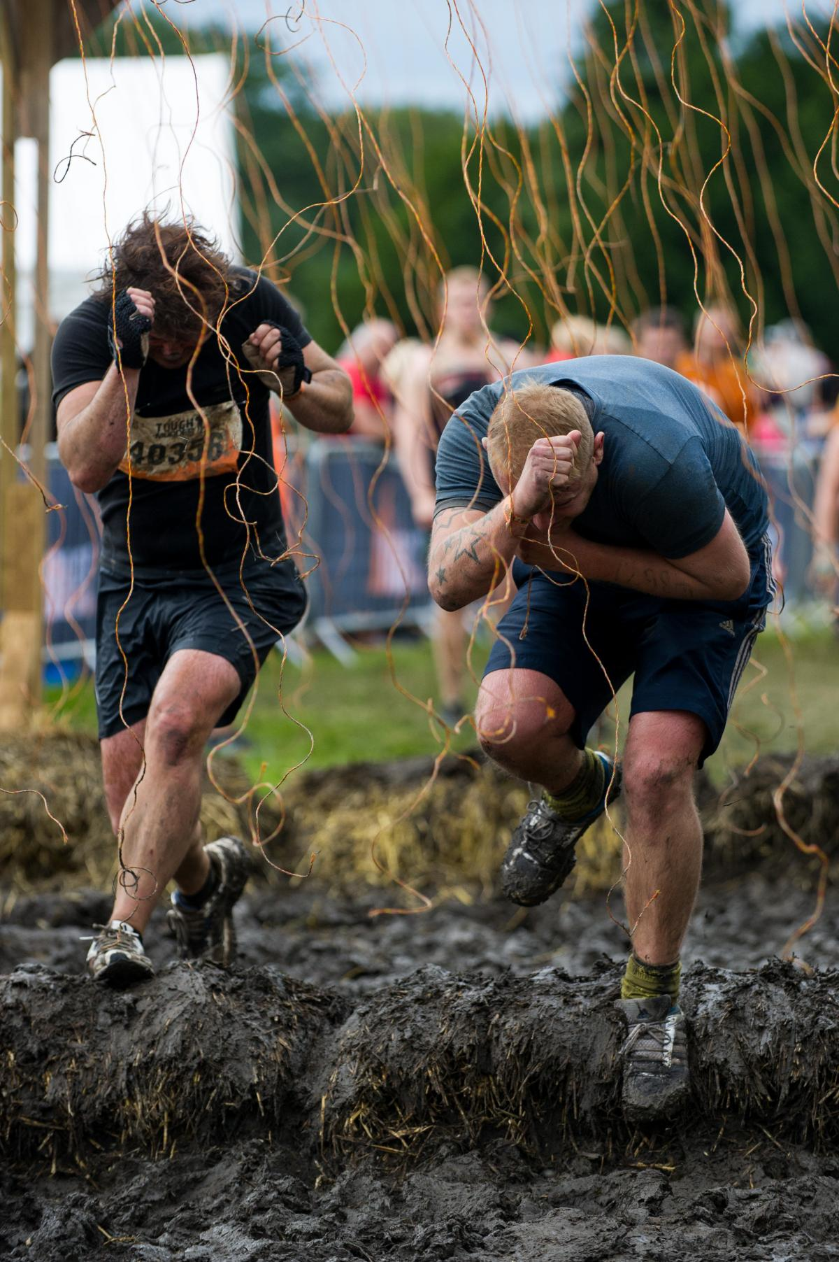 Tough Mudder Returns To Craven Craven Herald