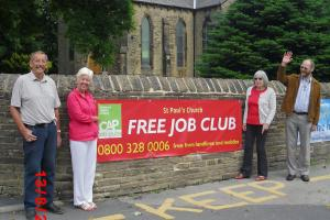 Wibsey church starts job club to help people back to work