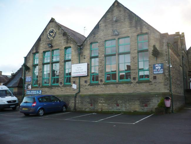 New Road Community Centre in Earby will be a neighbourhood centre for Lancashire County Council, but will not be a new home for the Earby Library.