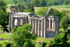 The proposed turbines would be visible from the 'multiple heritage assets' of Bolton Abbey