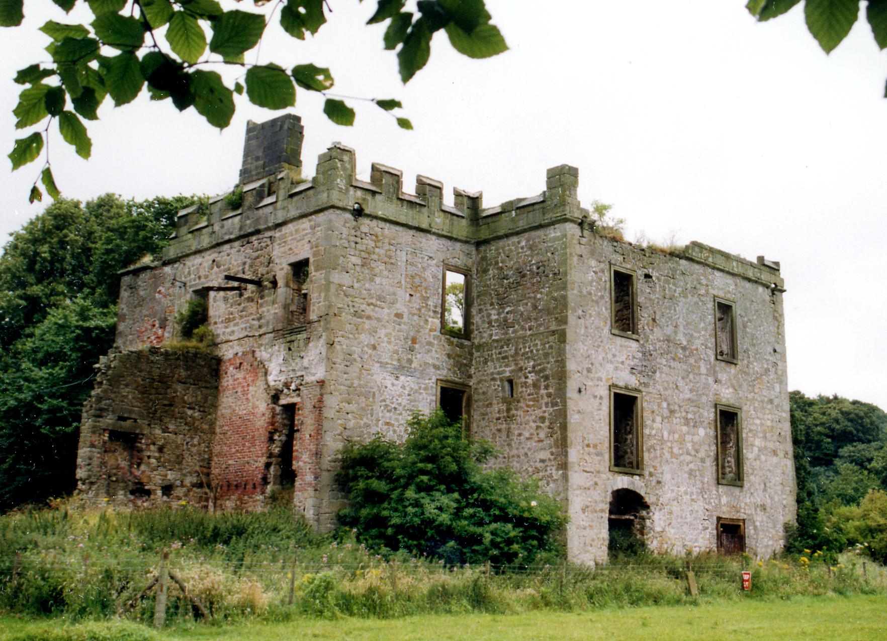 Hellifield peel castle value