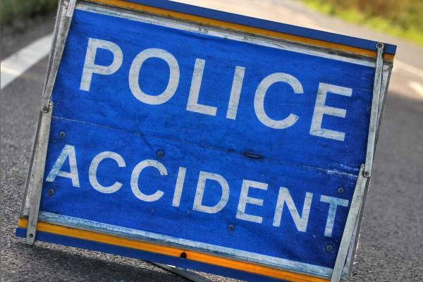 A pedestrian has been killed following a collision in Cowling