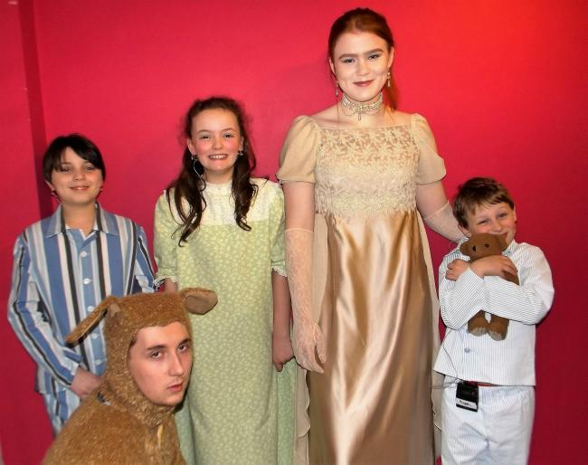 Settle junior theatre group to stage Peter Pan   Craven Herald