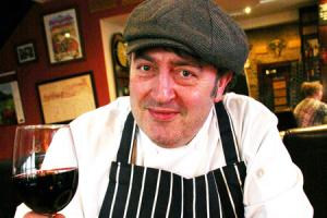 Submitted by PR Robin Moules for story on Luc Daguzan restaurant Skipton