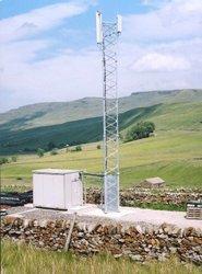 Radio masts 'are an eyesore' | Craven Herald