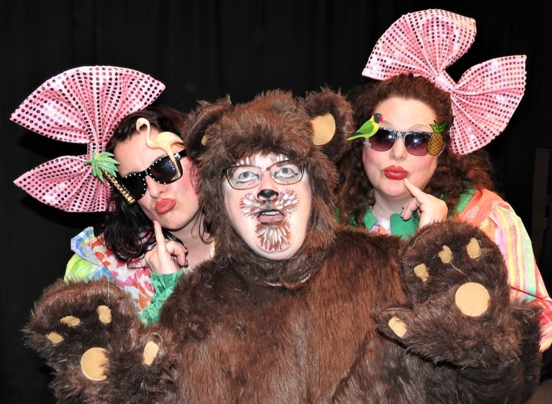 Goldilocks and the Three Bears Go to the Circus will be the Embsay pantomime this year.
