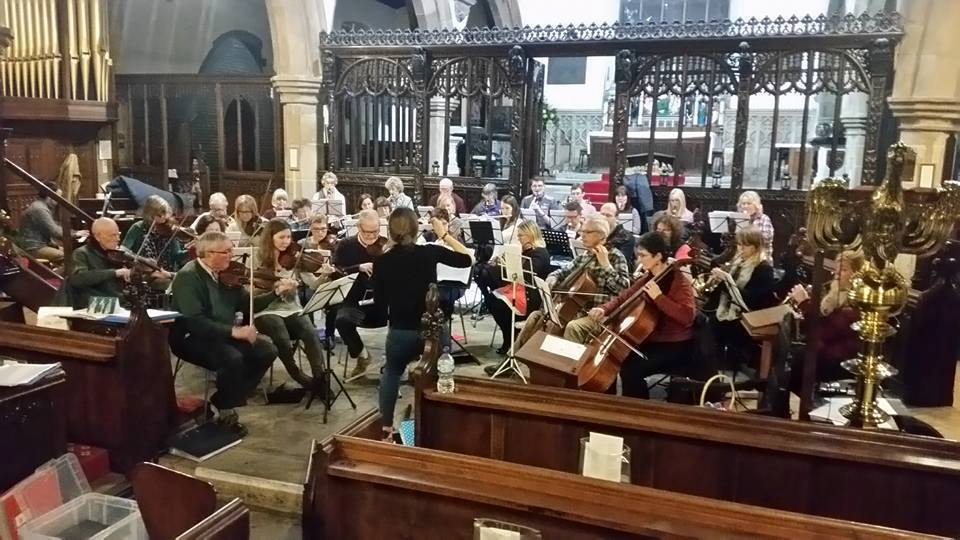 Skipton Community Orchestra will perform its Christmas concert.