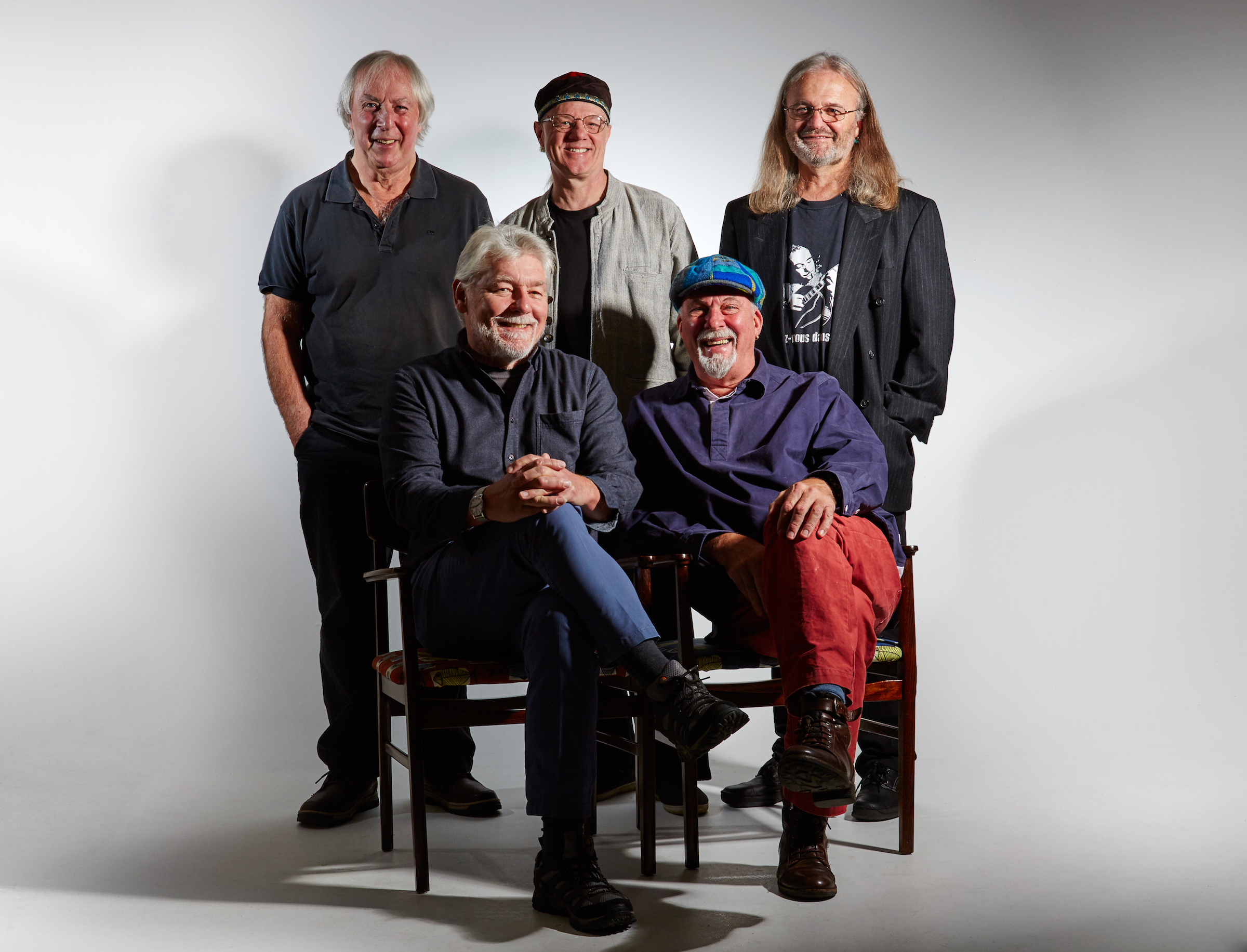 Legendary folk-rock band Fairport Convention will perform at Settle Victoria Hall. Picture by Ben Nicholson