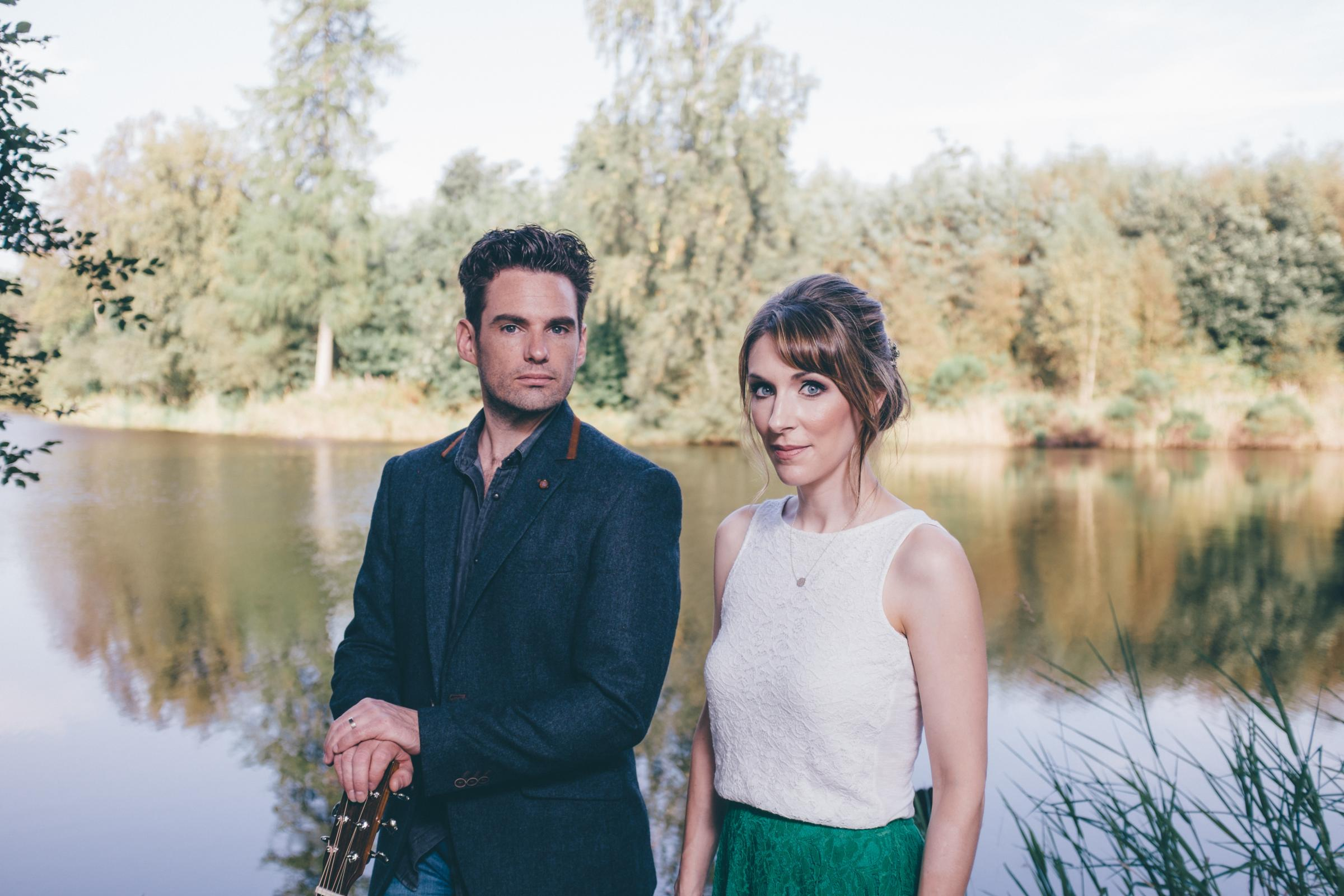 Emily Smith and Jamie McClennan will perform at the Barnoldswick Music and Arts Centre