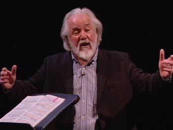 Sutton-based choir The KVU Singers will present Sir John Tomlinson in concert at The Muni in Colne.