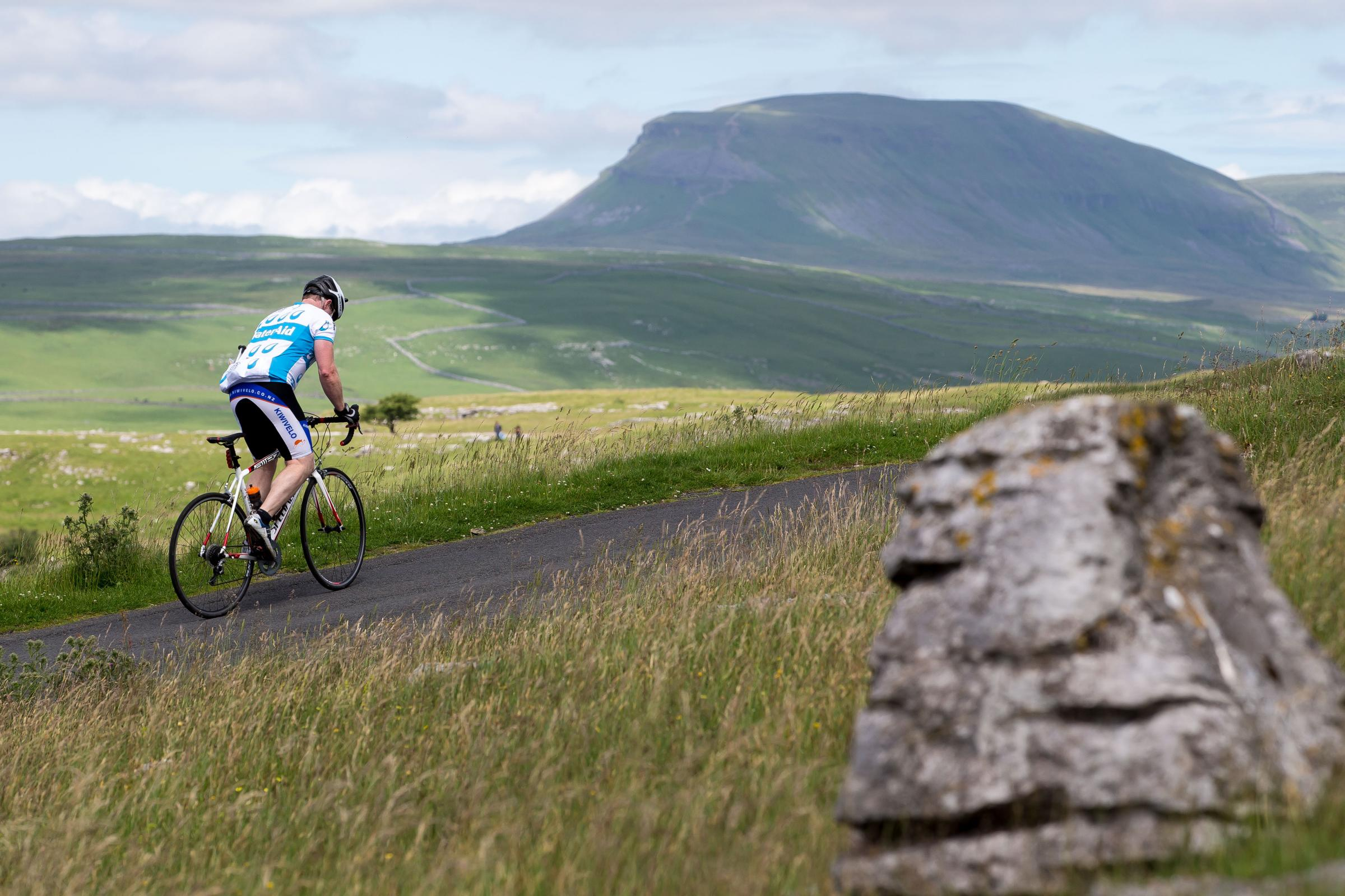 The Water Cycle Challenge Sportive 2017, for Water Aid charity.