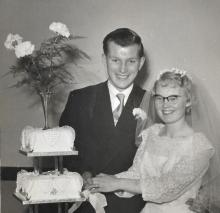 ALAN AND JOYCE BROWN