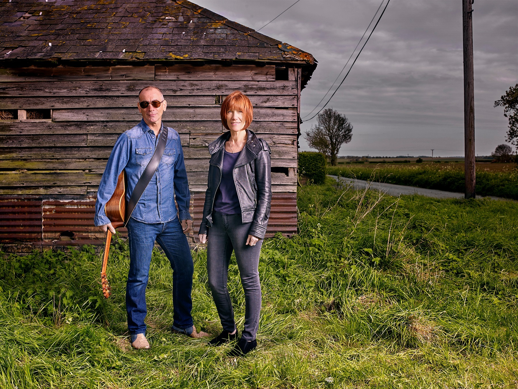 Carmelo Luggeri and Kiki Dee coming to perform at Trowbridge Festival.