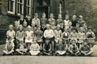 Earby County Junioer School 1955