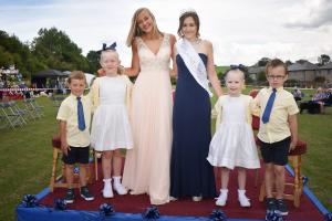 Organisers have thanked all the revellers who helped to make this year's 49th Hellifield Gala a success as the sun continued to shine for the entire weekend