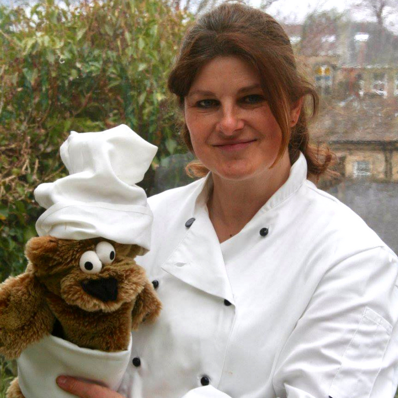 Summer Cookery School with Chef Noodles the Bear