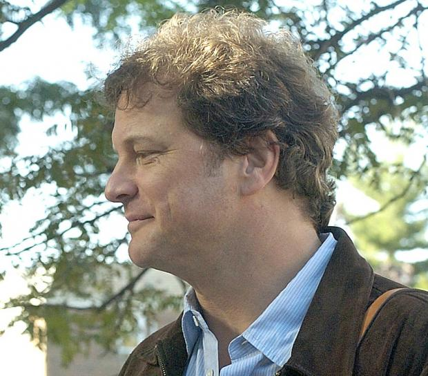 Colin Firth stars in Genova