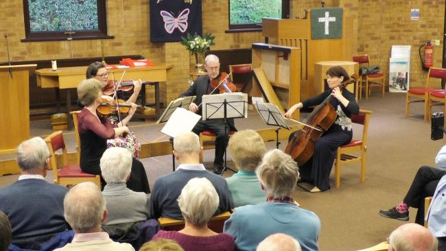 The Epiphany Ensemble will perform in concert at Settle Parish Church