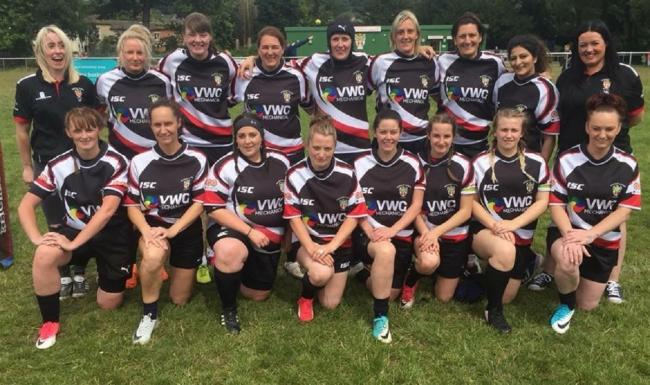 Keighley Albion Ladies are looking to recruit new players