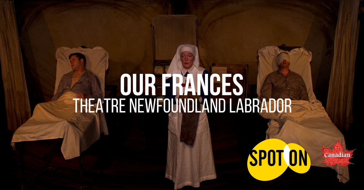 Spot On will bring the play Our Frances to Barnoldswick