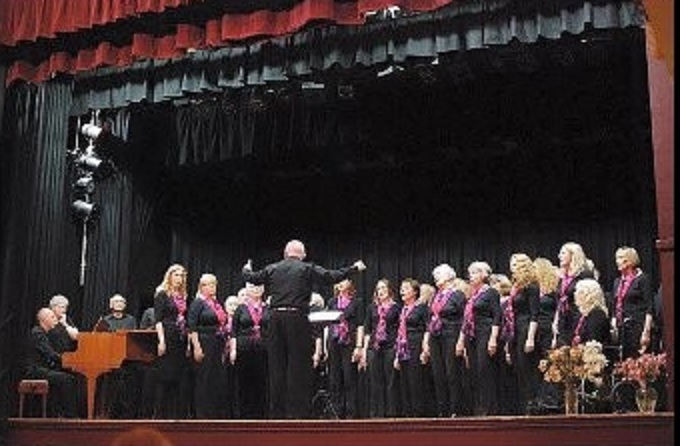 Brass and Voices in Concert will feature Haworth Band and Cononley Singers