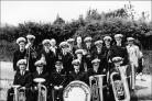 Earby Band in the 1950s