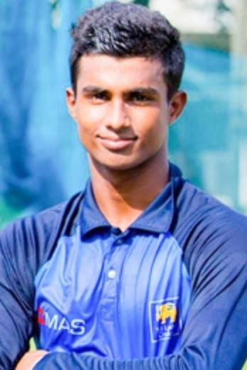 Earby CC have signed Sri Lankan star Ashen Bandara