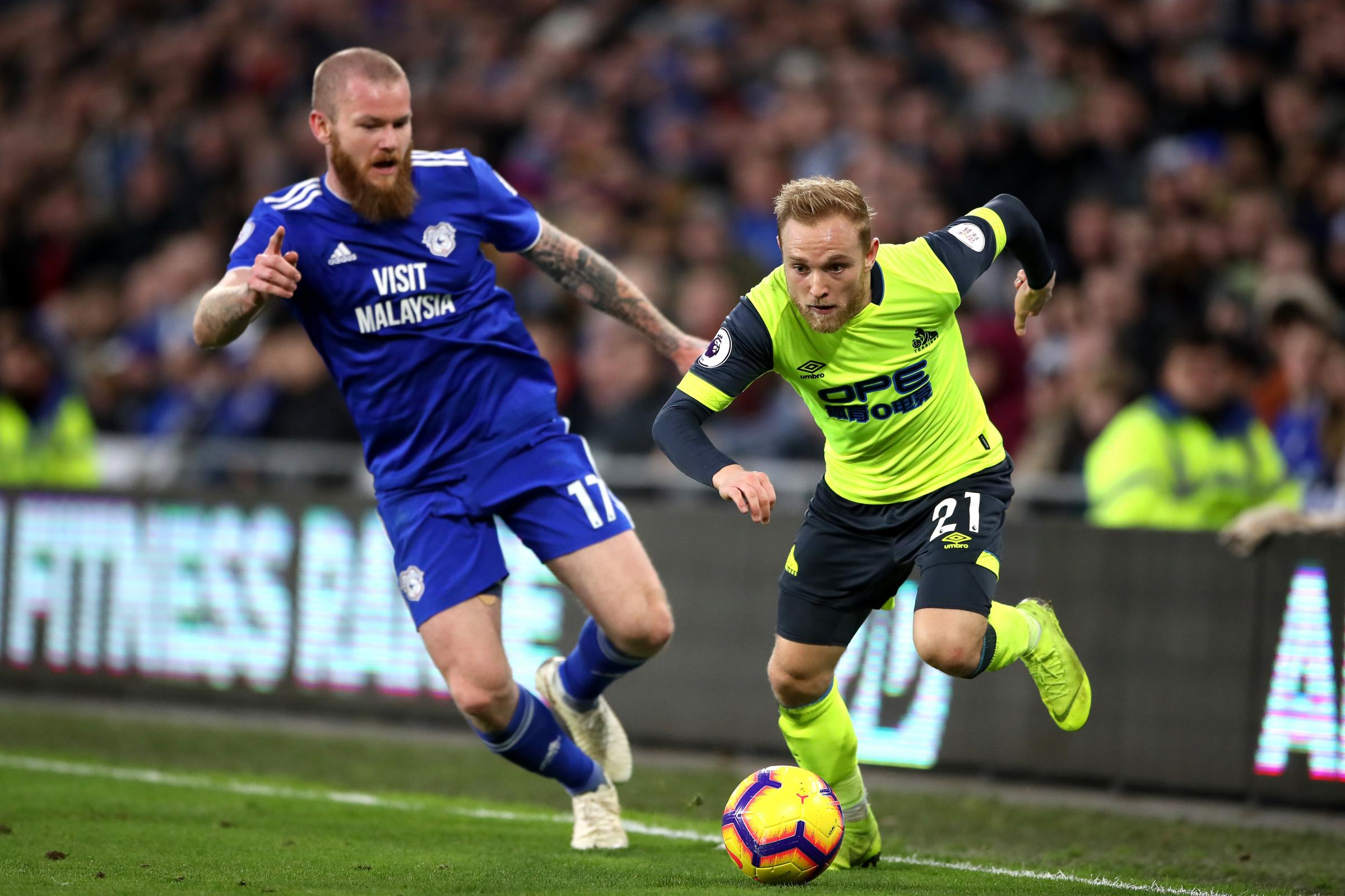 Cardiff City v Huddersfield Town – Premier League – Cardiff City Stadium