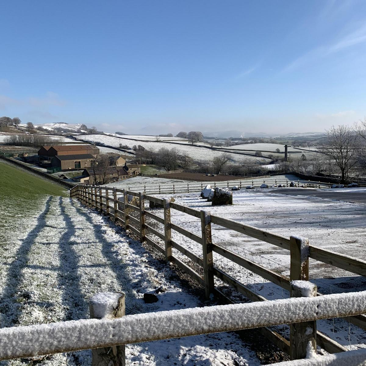 snow gallery more of your great recent photos from around craven and the dales