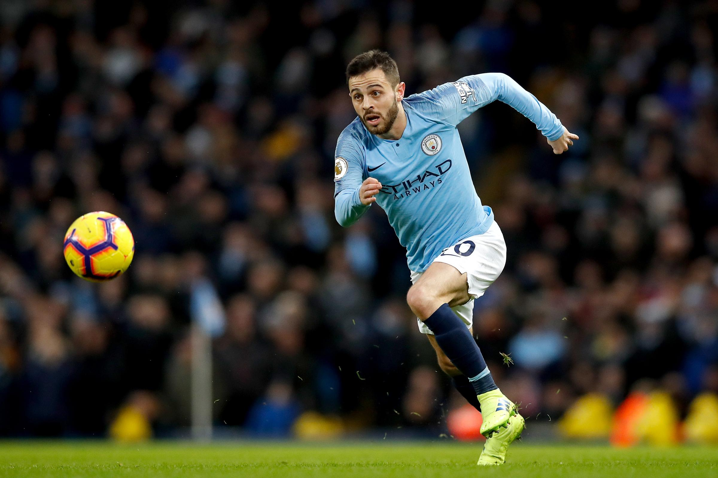 Bernardo Silva feels Manchester City's charge is being fuelled by their quick starts