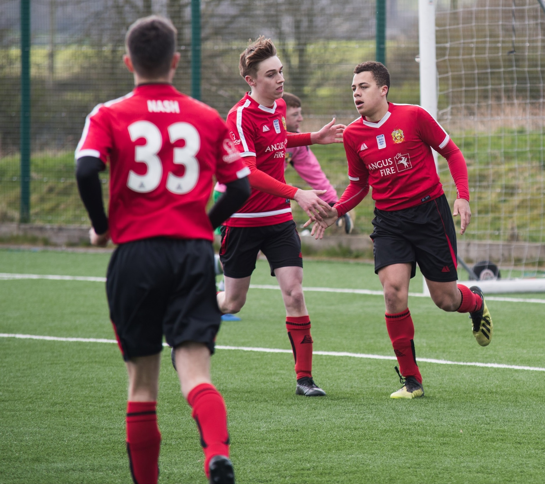 Silsden Feyenoord booked their semi-final place
