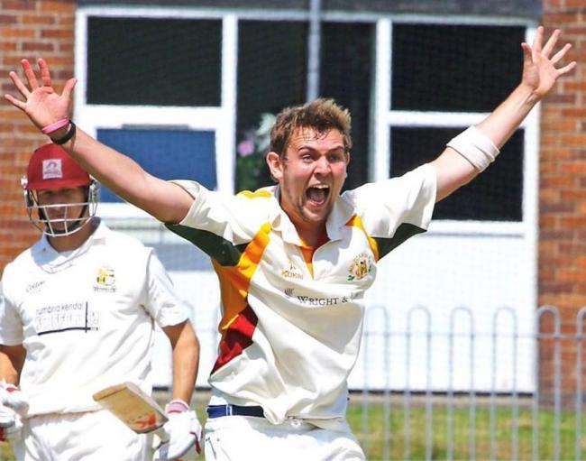 Paceman Eddy Read took 12 wickets for Settle at the weekend
