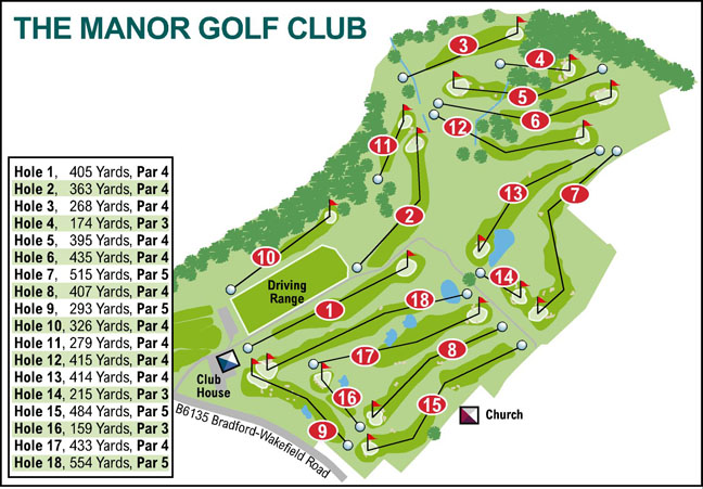 The Manor Golf Club