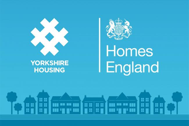 Yorkshire Housing has joined with Homes England