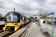 Travel chaos as flooding blocks Shipley and Skipton train lines