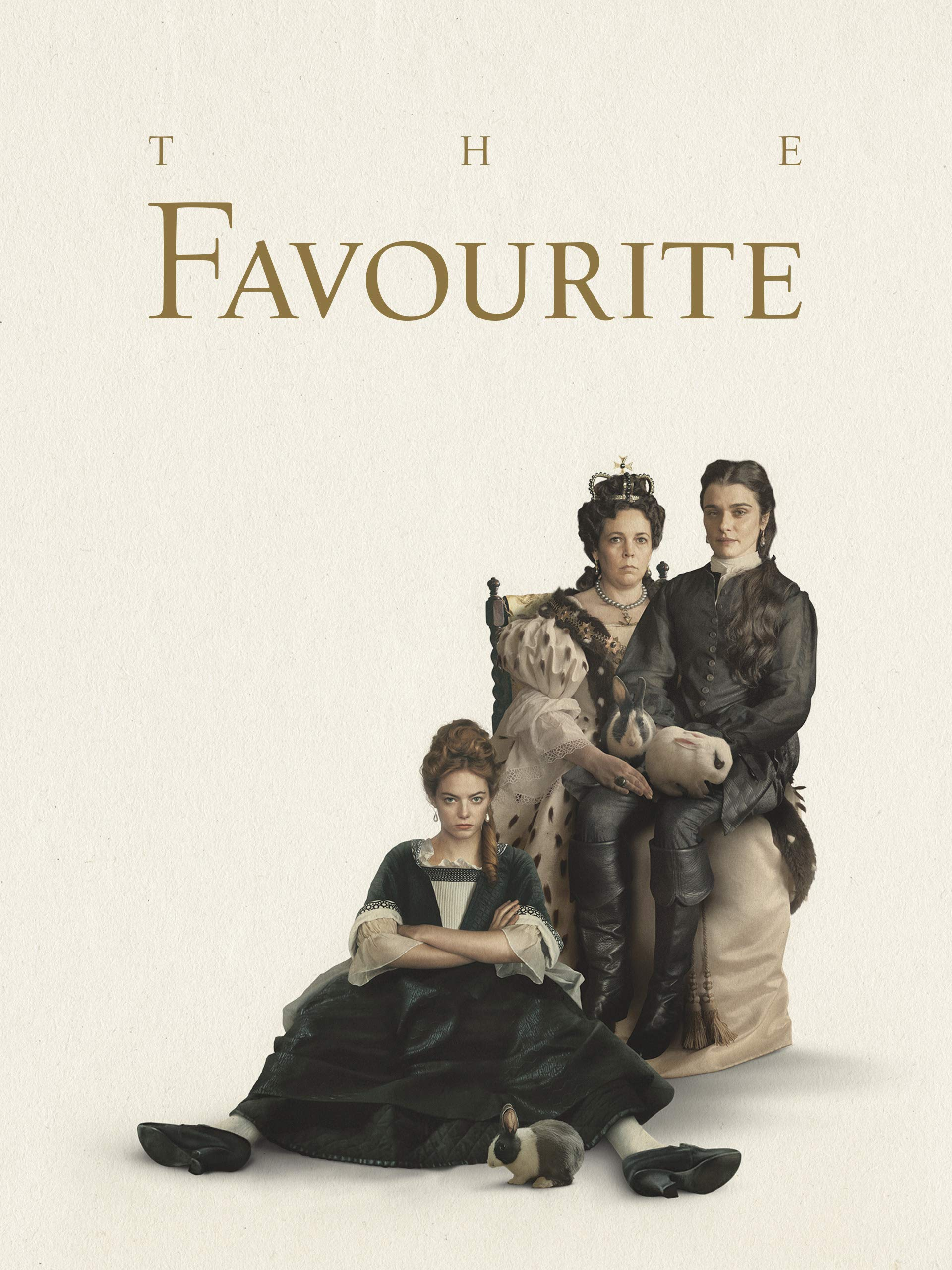 The Favourite [15]